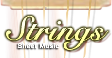 Strings Sheet Music: sheet nusic for strings, sheet music downloads, lesson books, lesson plans, and more!